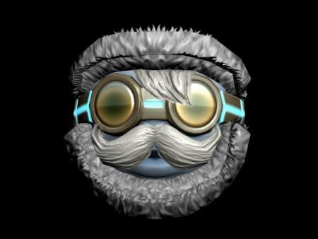 Madballs BDI Evolution Skin Rollup (DLC)