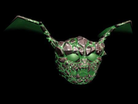 Madballs Scorched Evolution Skin Rollup (DLC)