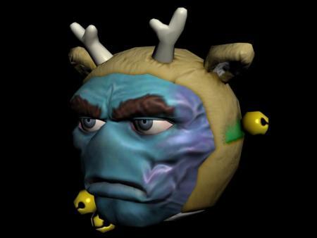 Madballs Holiday Skin Rollup (DLC)