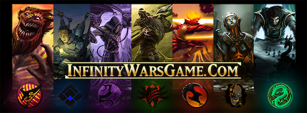 Infinity Wars: Animated Trading Card Game on Steam