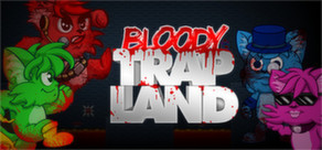 Bloody Trapland cover art