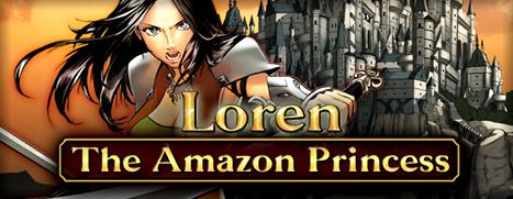 Loren The Amazon Princess - 亚马逊公主罗兰