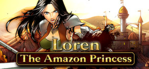 Loren The Amazon Princess cover art