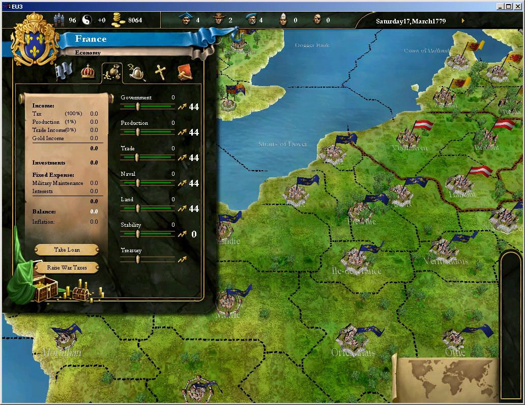 europa universalis 3 mac demo