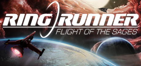 Game Banner Ring Runner: Flight of the Sages