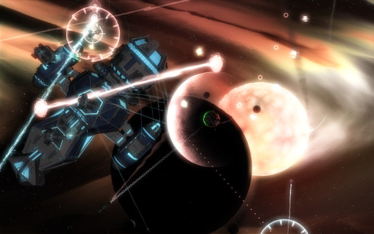 Screenshot of Ring Runner: Flight of the Sages