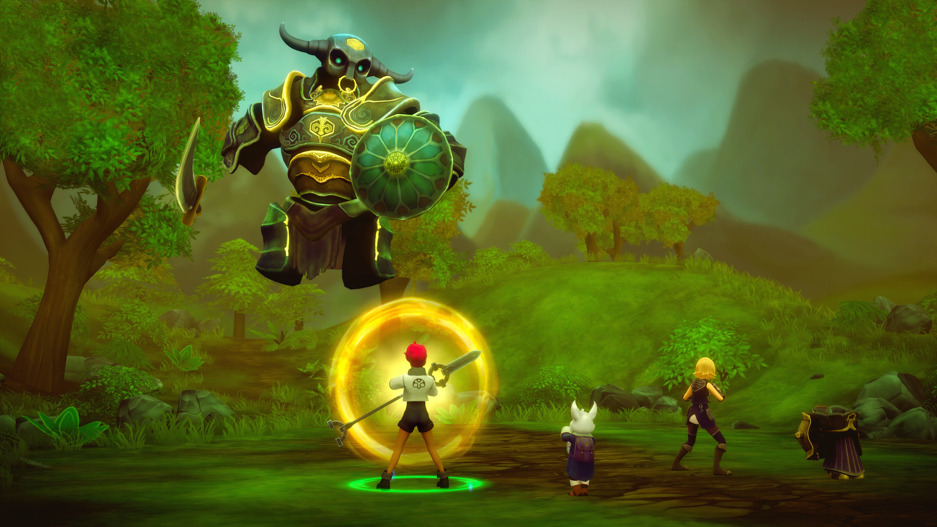 Earthlock: Festival of Magic Screenshot 1