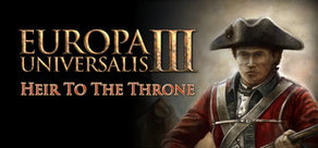 Europa Universalis III: Heir to the Throne cover art