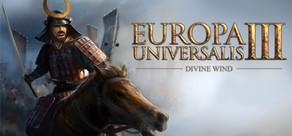 Europa Universalis III: Divine Wind cover art