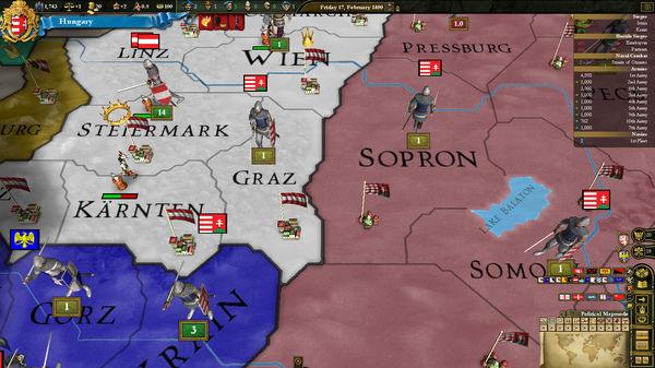 Europa Universalis III: Eastern - AD 1400 Spritepack (DLC)