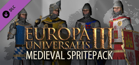 Купить Europa Universalis III: Medieval SpritePack (DLC)