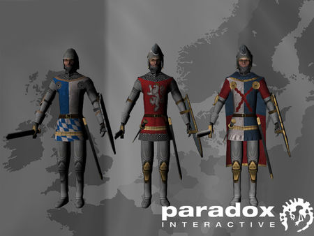 Europa Universalis III: Medieval SpritePack (DLC)