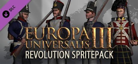 Купить Europa Universalis III: Revolution SpritePack