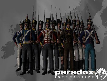 Europa Universalis III: Revolution SpritePack (DLC)
