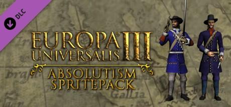 Купить Europa Universalis III: Absolutism SpritePack (DLC)