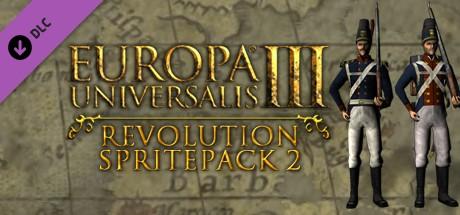 Купить Europa Universalis III: Revolution II Unit Pack (DLC)