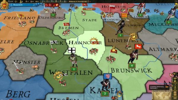Europa Universalis III: Revolution II Unit Pack (DLC)