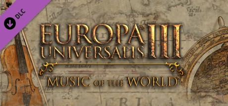 Купить Europa Universalis III Music of the World (DLC)