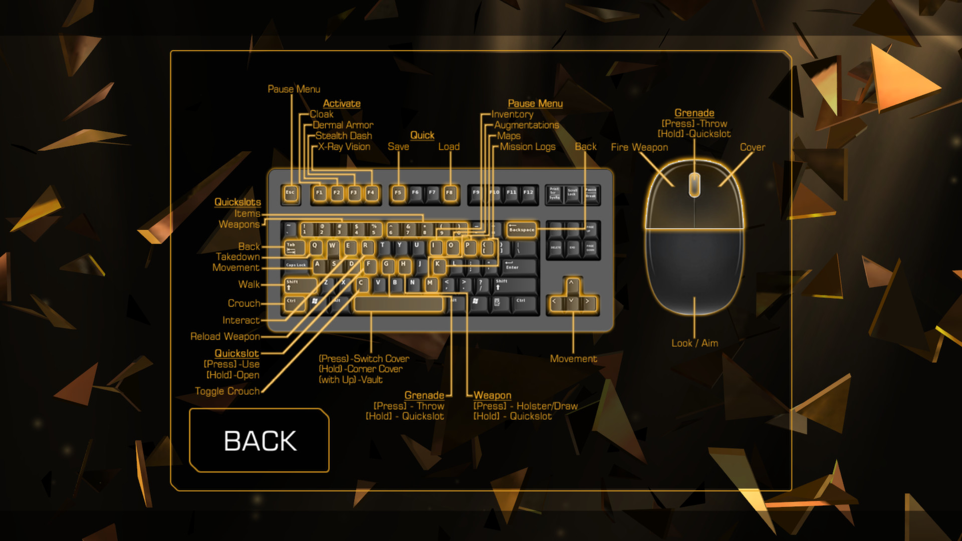 Deus Ex: The Fall System Requirements - Can I Run It