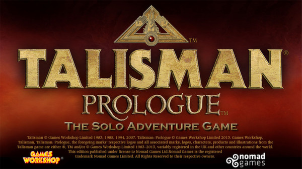 скриншот Talisman: Prologue 0