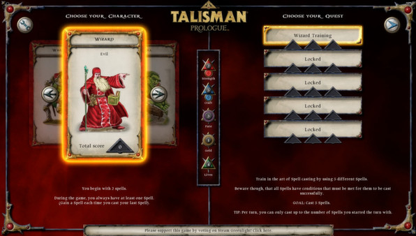 скриншот Talisman: Prologue 2
