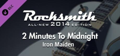 """Rocksmith® 2014 – Iron Maiden - """"2 Minutes to Midnight"""""""
