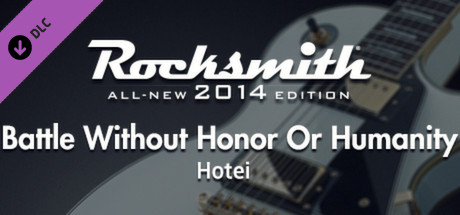 """Rocksmith® 2014 – Hotei - """"Battle Without Honor or Humanity"""""""