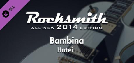 """Rocksmith® 2014 – Hotei - """"Bambina"""""""