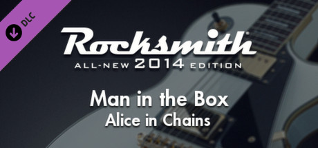 """Rocksmith® 2014 – Alice in Chains – """"Man in the Box"""""""