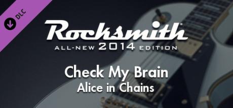 "Rocksmith® 2014 – Alice in Chains – ""Check My Brain"""