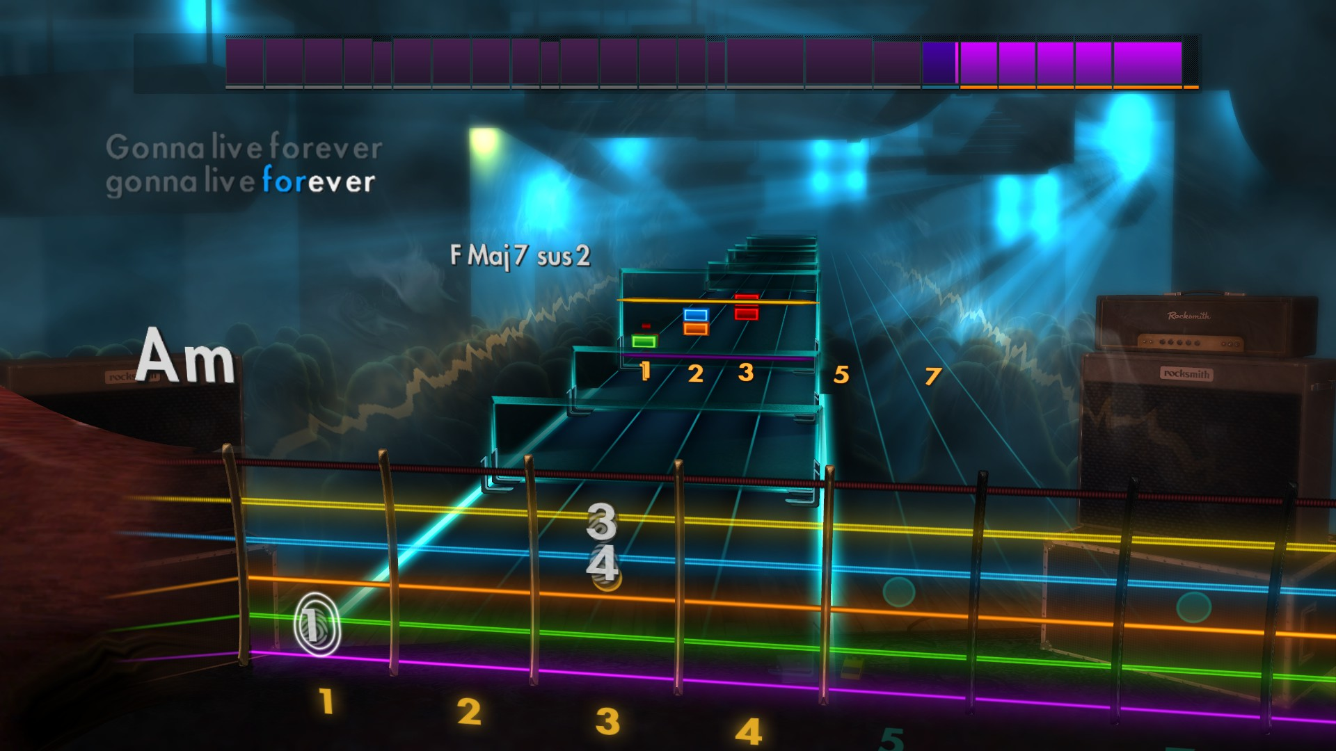 "Oasis 2014 Forever"" – ""live Rocksmith® f76bgyvY"