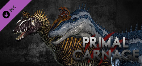 Primal Carnage - Cryolophosaurus - Premium - 2 Pack on Steam