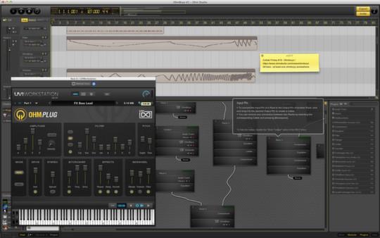 скриншот Ohm Cloud 5