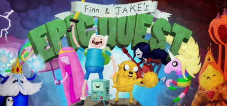 Adventure Time Finn and Jake's Epic Quest