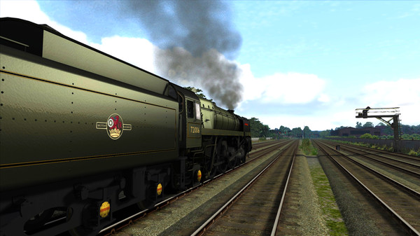скриншот Train Simulator: BR 6MT Clan Class Loco Add-On 3