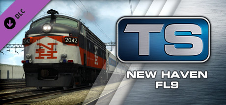 Train Simulator: New Haven FL9 Loco Add-On