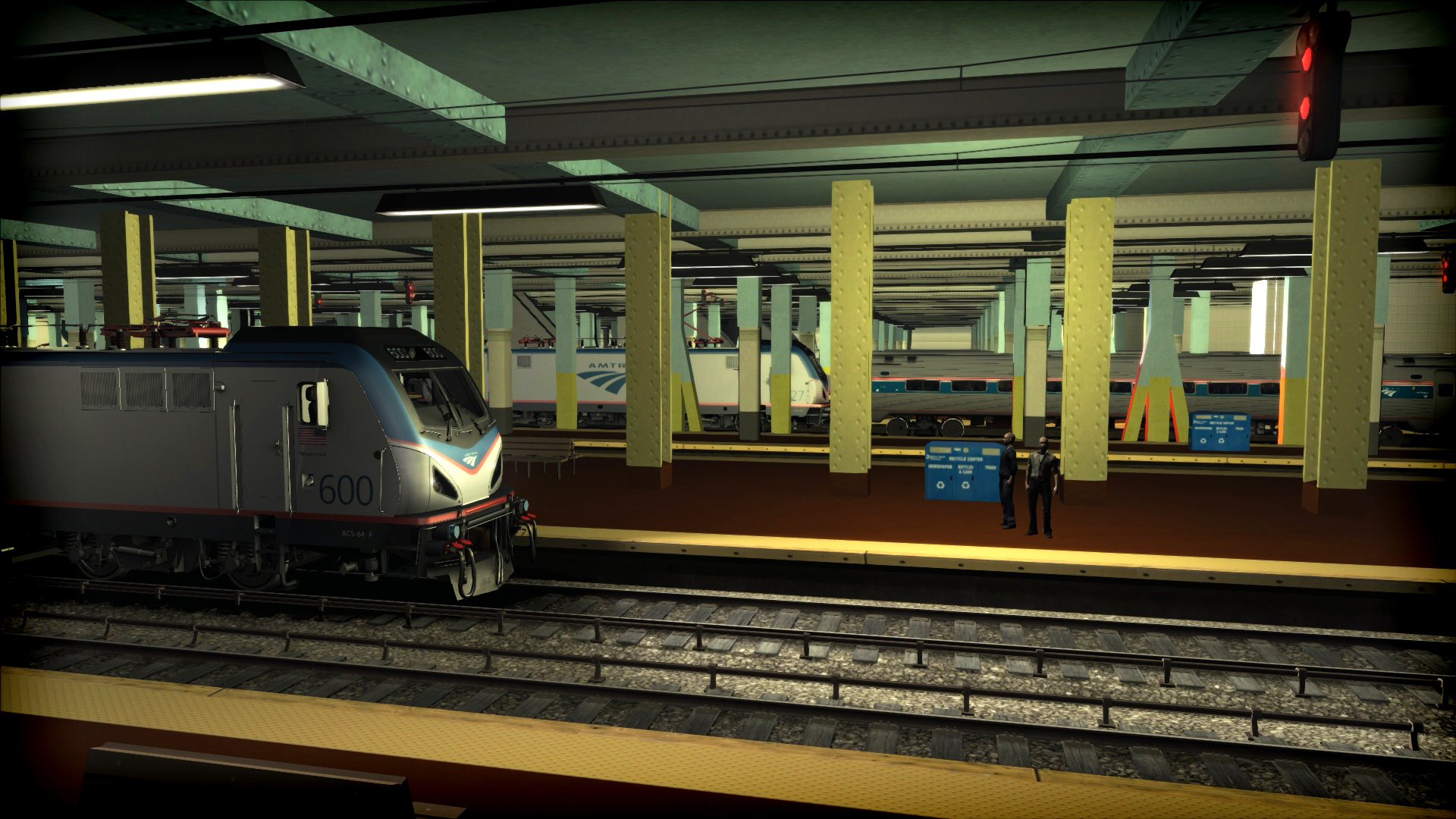 Msts Addon Routes And Train Station - banksfasr
