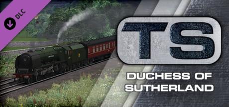 Duchess of Sutherland Loco Add-On