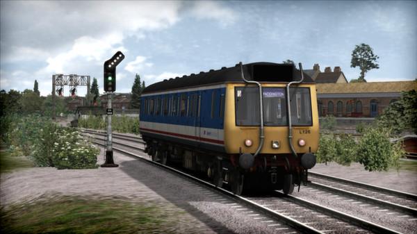 скриншот Train Simulator: Network SouthEast Class 121 DMU Add-On 0
