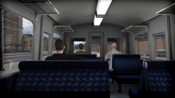 скриншот Train Simulator: Network SouthEast Class 121 DMU Add-On 5