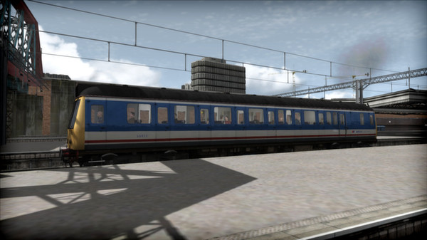 скриншот Train Simulator: Network SouthEast Class 121 DMU Add-On 2