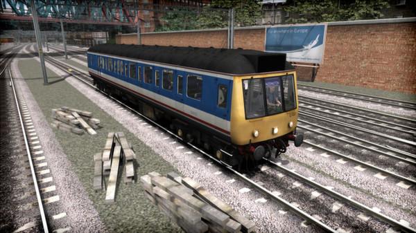 скриншот Train Simulator: Network SouthEast Class 121 DMU Add-On 4