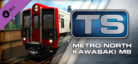 Train Simulator: Metro-North Kawasaki M8 EMU Add-On