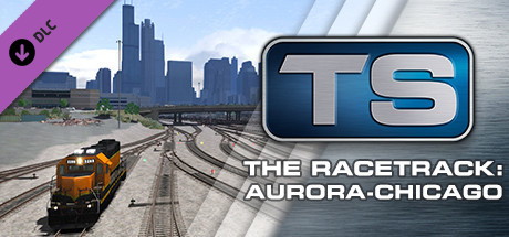 Train Simulator: The Racetrack: Aurora - Chicago Route Add-On