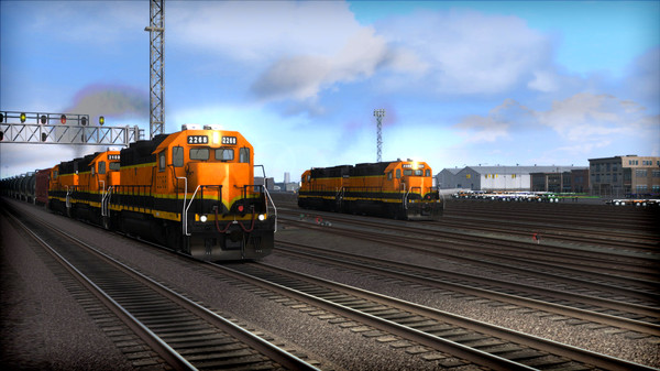 скриншот Train Simulator: The Racetrack: Aurora - Chicago Route Add-On 5