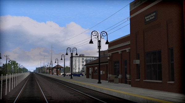 скриншот Train Simulator: The Racetrack: Aurora - Chicago Route Add-On 2