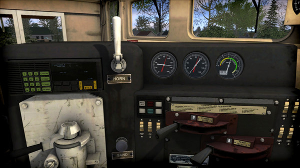 скриншот Train Simulator: The Racetrack: Aurora - Chicago Route Add-On 3