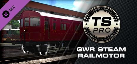 GWR Steam Railmotor Loco Add-On