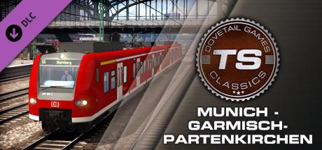 Train Simulator: Munich - Garmisch-Partenkirchen Route Add-On on Steam