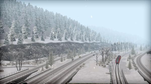 скриншот Train Simulator: Munich - Garmisch-Partenkirchen Route Add-On 4